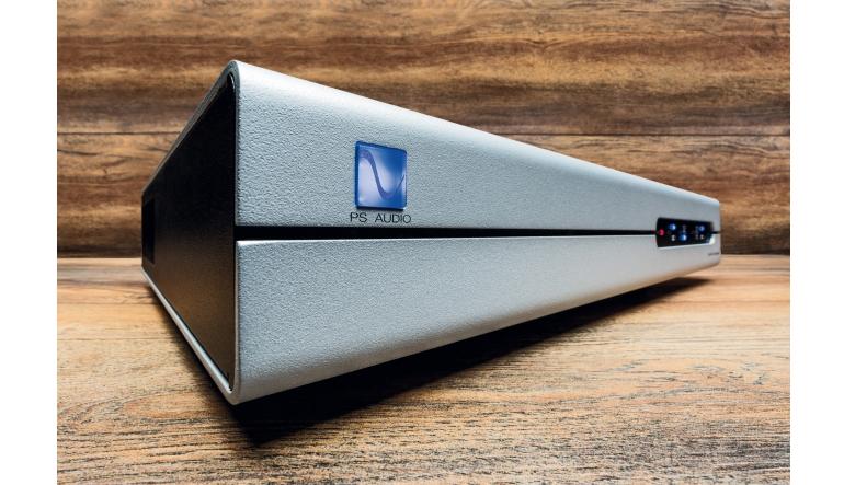 Phono Vorstufen PS Audio Stellar Phono Preamplifier im Test, Bild 1