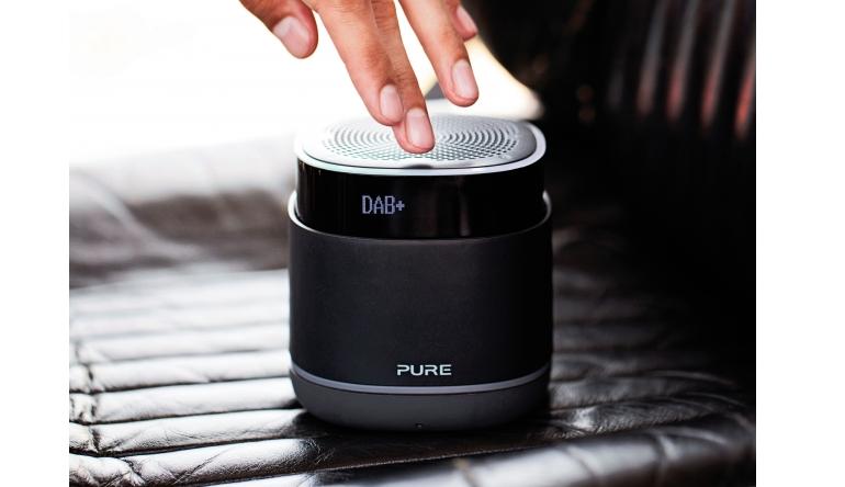 DAB+ Radio Pure StreamR im Test, Bild 1