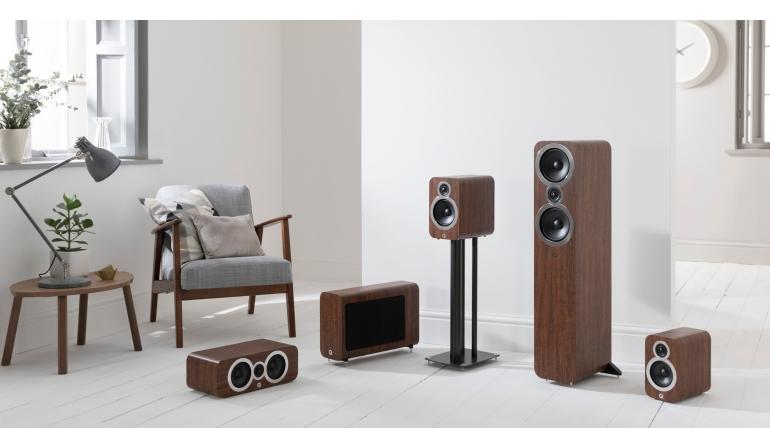 Lautsprecher Surround Q Acoustics 3050i Cinema Pack im Test, Bild 1