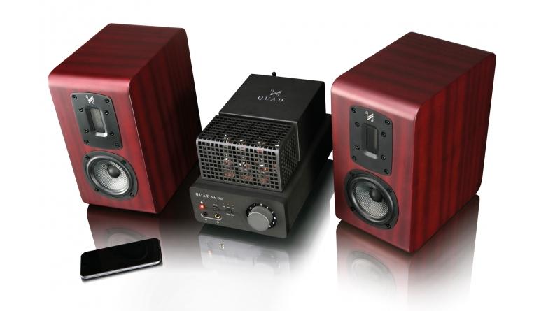 Stereoanlagen Quad Quad VA-One / Quad S-1 im Test, Bild 1