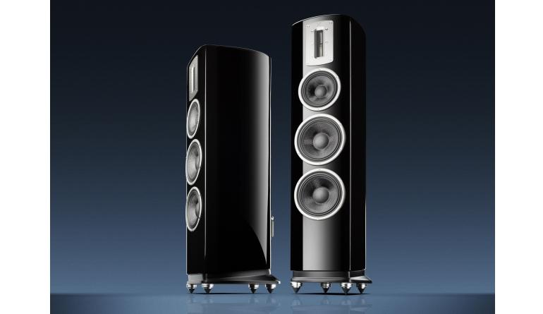 Lautsprecher Stereo Quad Z-3 im Test, Bild 1