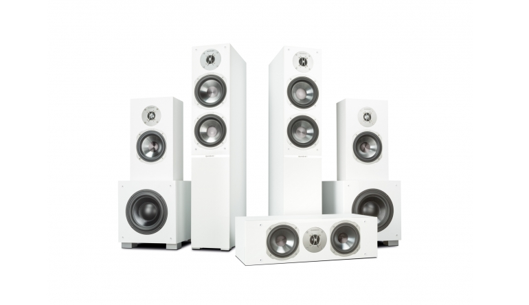 Lautsprecher Surround quadral Argentum 570-Set im Test, Bild 1