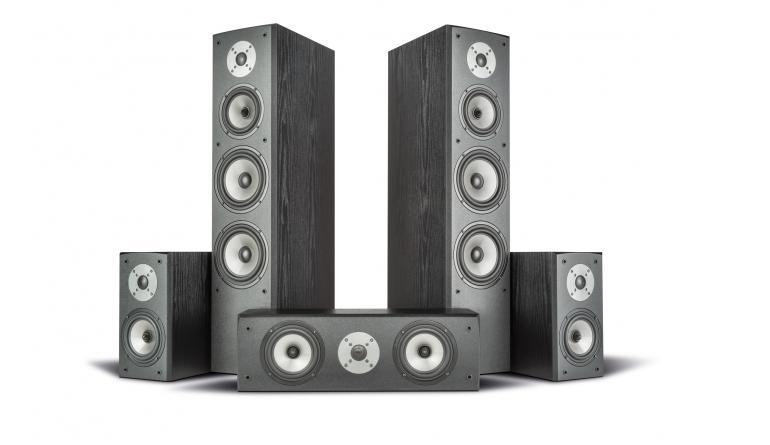 Lautsprecher Surround quadral Quintas 6500 im Test, Bild 1
