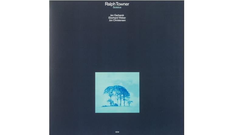 Schallplatte Ralph Towner - Solstice (ECM Records) im Test, Bild 1