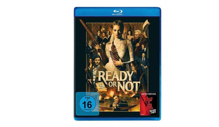 Blu-ray Film Ready or Not? – Auf die Plätze, fertig, tot (20th Century Fox) im Test, Bild 1