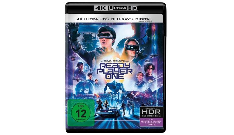 Blu-ray Film Ready Player One (Warner Bros.) im Test, Bild 1