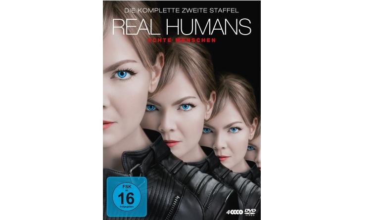 Blu-ray Film Real Humans: Echte Menschen S2 (Polyband) im Test, Bild 1