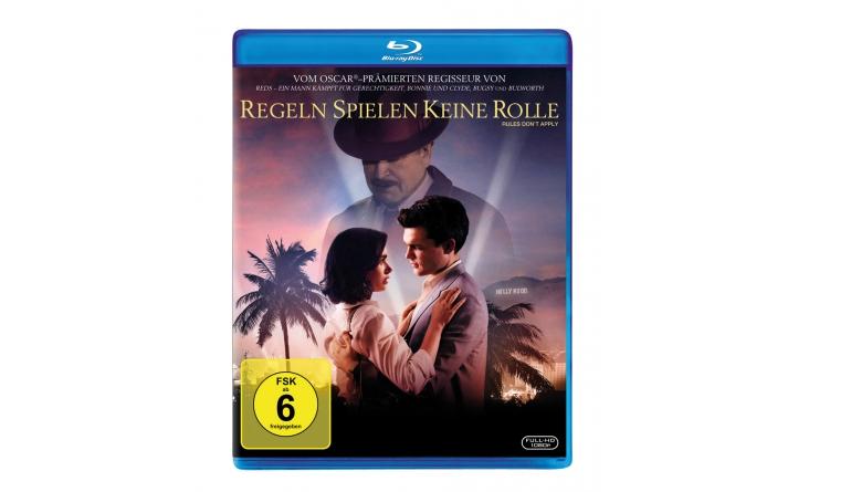 Blu-ray Film Regeln spielen keine Rolle (20th Century Fox) im Test, Bild 1