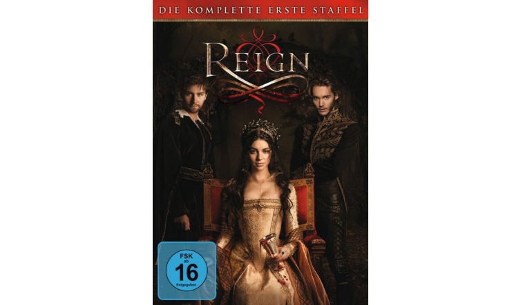 Blu-ray Film Reign S 1 (Warner Bros.) im Test, Bild 1