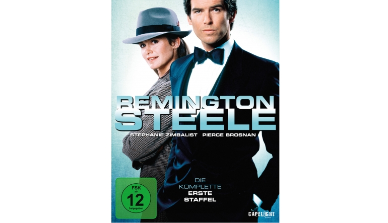 Blu-ray Film Remington Steele S1 (Capelight Pictures) im Test, Bild 1
