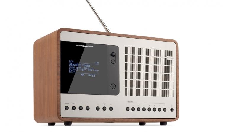 test dab radio revo superconnect sehr gut. Black Bedroom Furniture Sets. Home Design Ideas