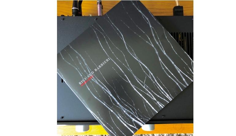 Schallplatte Richard Barbieri – Under a Spell (Kscope) im Test, Bild 1