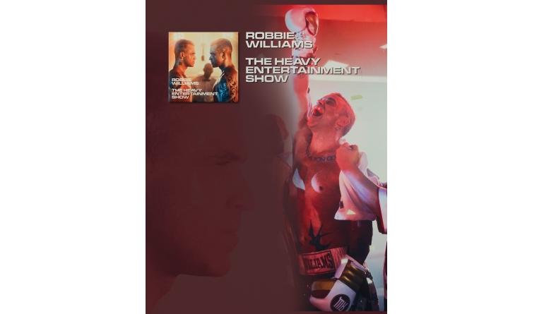 Schallplatte Robbie Williams - The Heavy Entertainment Show (Sony/Columbia) im Test, Bild 1