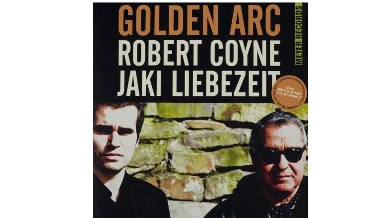 Schallplatte Robert Coyne, Jaki Liebezeit - Golden Arc (Meyer Records) im Test, Bild 1