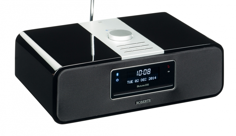 test dab radio roberts blutune 200 sehr gut. Black Bedroom Furniture Sets. Home Design Ideas