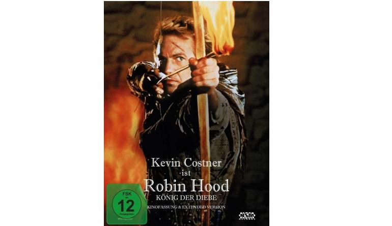 DVD Film Robin Hood – König der Diebe (Al!ve,) im Test, Bild 1