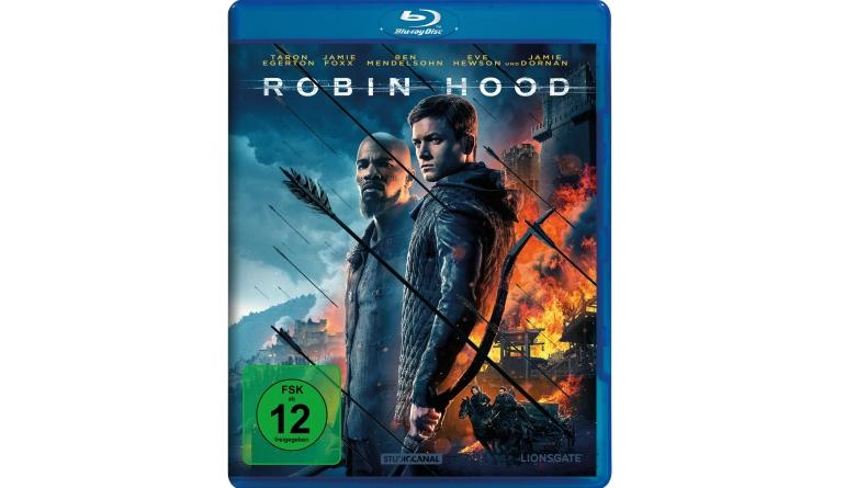 Blu-ray Film Robin Hood (Studiocanal) im Test, Bild 1