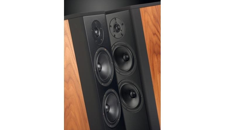 Lautsprecher Stereo Rosson Fiorentino Elba Series 2 im Test, Bild 1