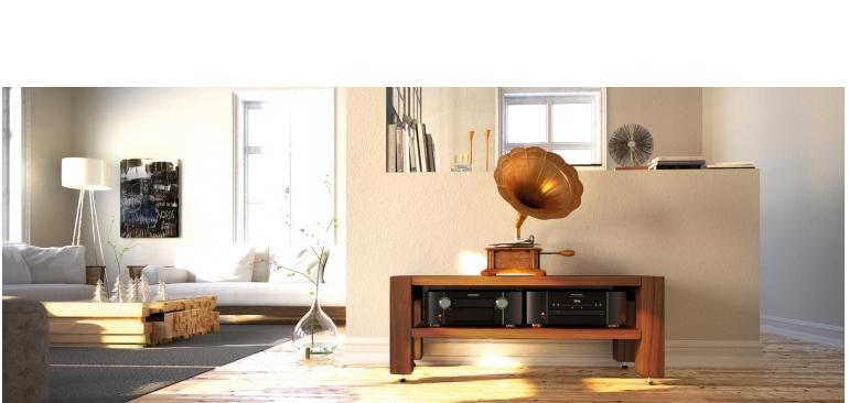 Hifi & TV Möbel Roterring Amitara 23 im Test, Bild 1