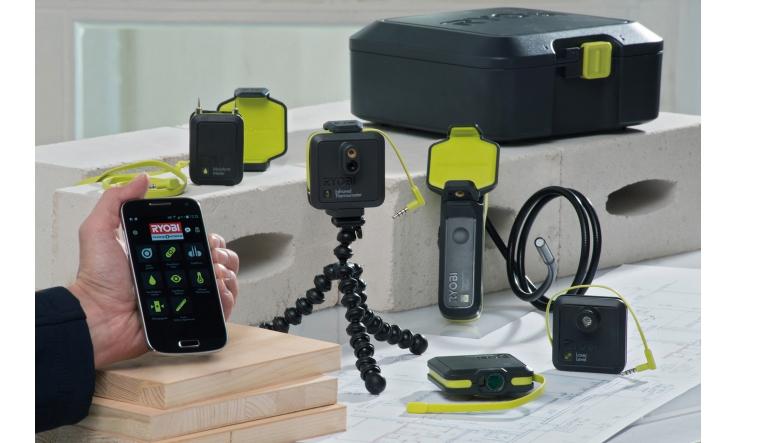 Infrarot Entfernungsmesser Test : Test zubehör tablet und smartphone ryobi phone works sehr gut