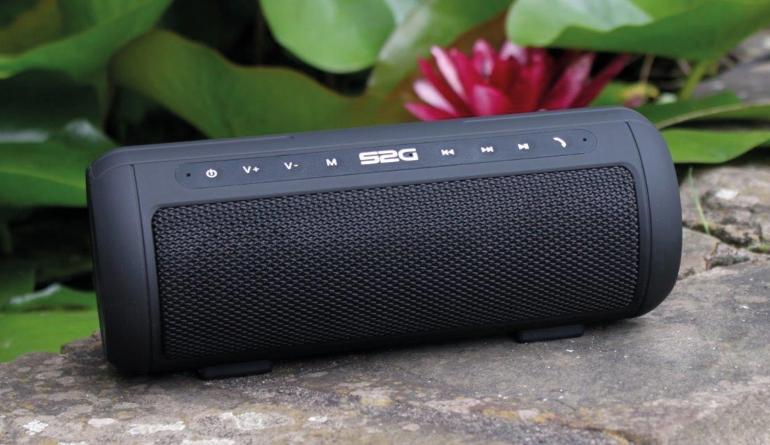 Bluetooth-Lautsprecher S2G Tube im Test, Bild 1
