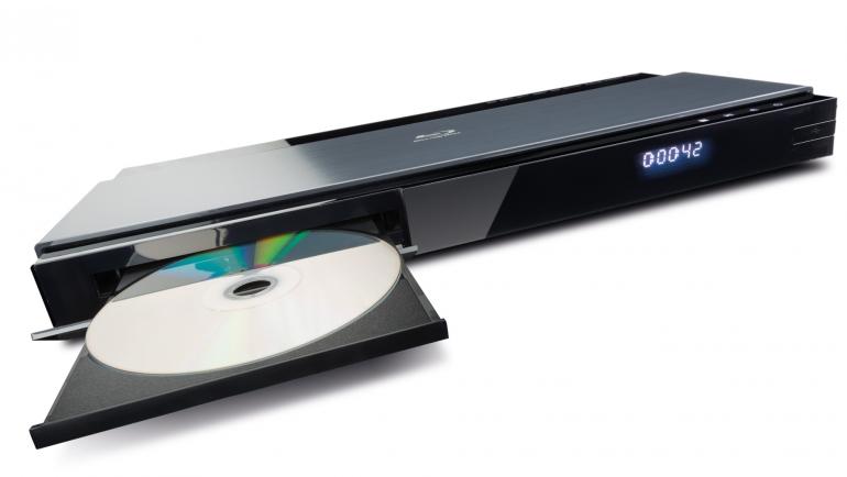 Blu-ray-Player Samsung BD-J7500 im Test, Bild 1