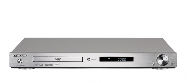 DVD-Player Samsung DVD-HD850 im Test, Bild 1