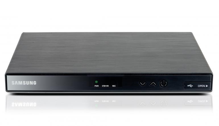 Sat Receiver ohne Festplatte Samsung EVO-S (HD Austria) im Test, Bild 1