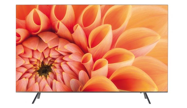 Fernseher Samsung GQ65Q6FN im Test, Bild 1