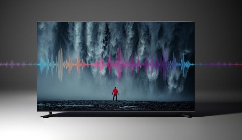 Fernseher Samsung GQ75Q900R im Test, Bild 1