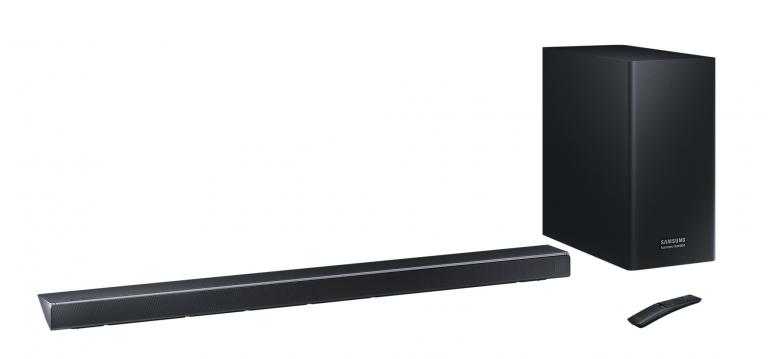 Soundbar Samsung HW-Q80R im Test, Bild 1