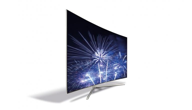 Fernseher Samsung QE 55Q7C im Test, Bild 1