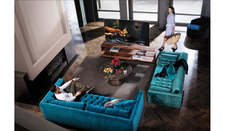 test fernseher samsung qe55q8c sehr gut seite 1. Black Bedroom Furniture Sets. Home Design Ideas
