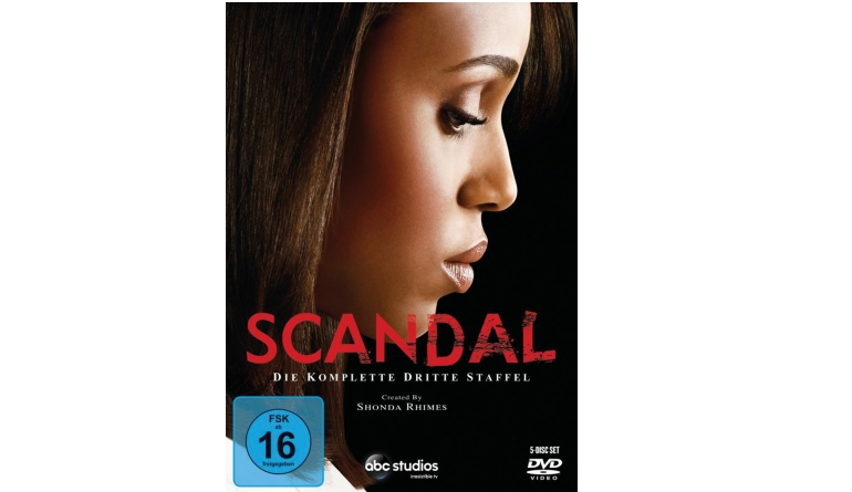 Blu-ray Film Scandal S3 (Disney) im Test, Bild 1