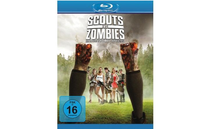 Blu-ray Film Scouts Vs. Zombies – Handbuch zur Zombie-Apokalypse (Universal) im Test, Bild 1