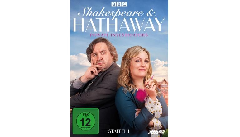Blu-ray Film Shakespeare & Hathaway – Private Investigation S1 (Polyband) im Test, Bild 1