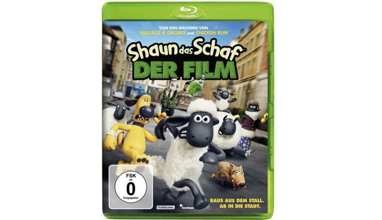Blu-ray Film Shaun das Schaf – Der Film (Studiocanal) im Test, Bild 1