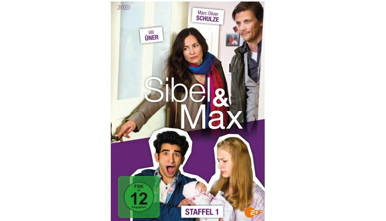 Blu-ray Film Sibel & Max S1 (Studio Hamburg) im Test, Bild 1