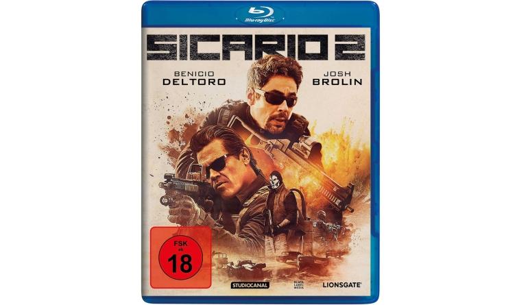 Blu-ray Film Sicario 2 (Studiocanal) im Test, Bild 1