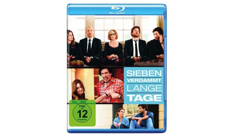 Blu-ray Film Sieben verdammt lange Tage (Warner Bros) im Test, Bild 1