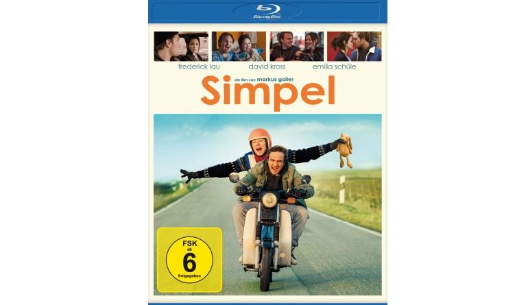 Blu-ray Film Simpel (Universum) im Test, Bild 1