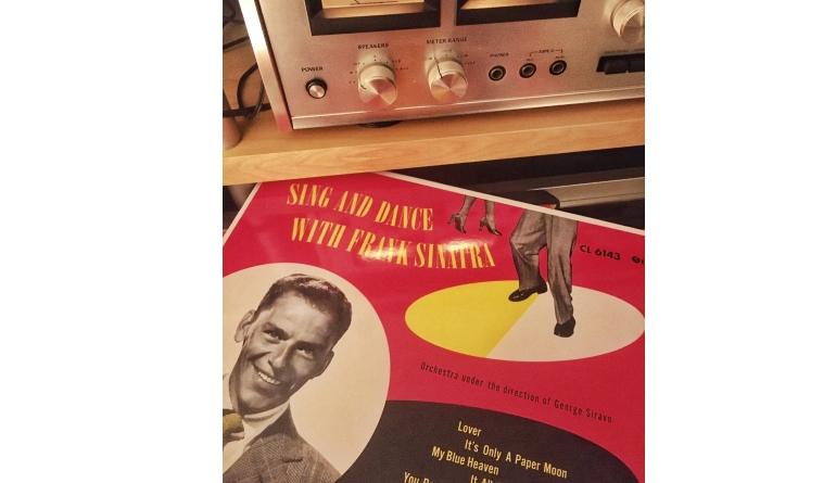 Schallplatte Sing and Dance with Frank Sinatra – Frank Sinatra (Columbia / Impex) im Test, Bild 1