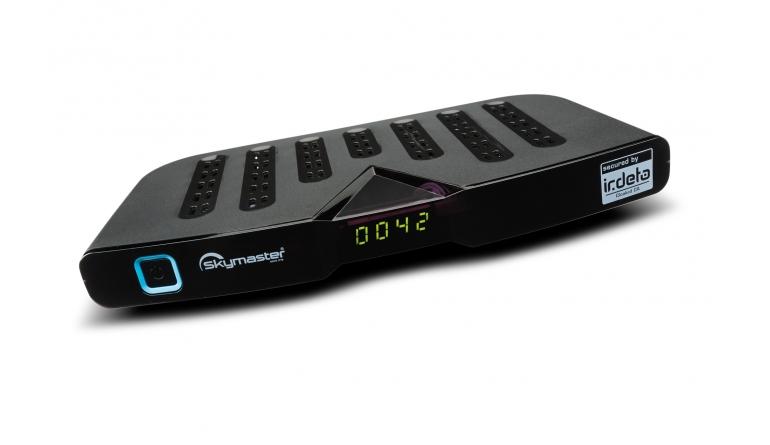 test dvb t receiver ohne festplatte skymaster dtr5000 sehr gut. Black Bedroom Furniture Sets. Home Design Ideas