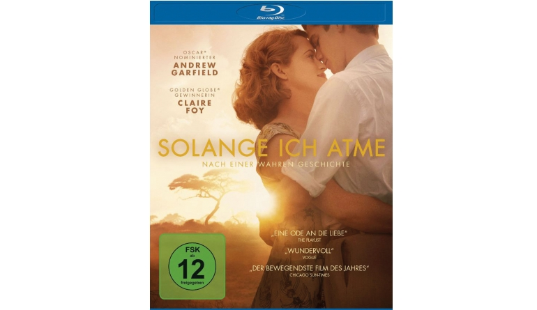 Blu-ray Film Solange ich atme (Universum) im Test, Bild 1