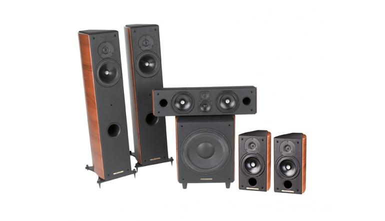 Lautsprecher Surround Sonus Faber Domus-Linie im Test, Bild 1