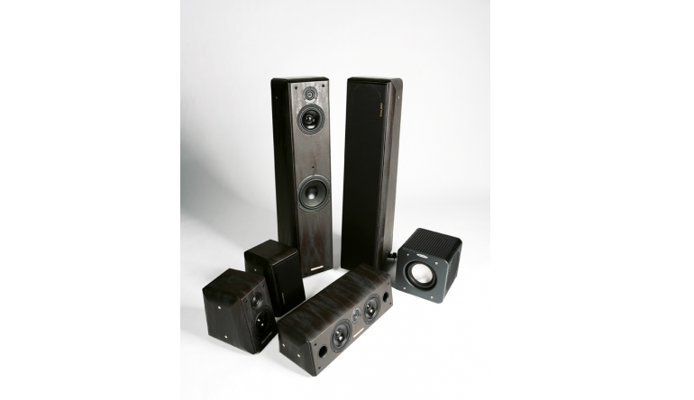 Lautsprecher Surround Sonus Faber Toy-Collection im Test, Bild 1