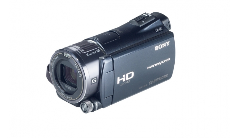 Camcorder Sony HDR-CX550 im Test, Bild 1