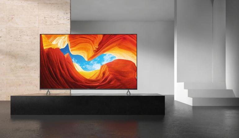 Fernseher Sony KD-65XH9005 im Test, Bild 1