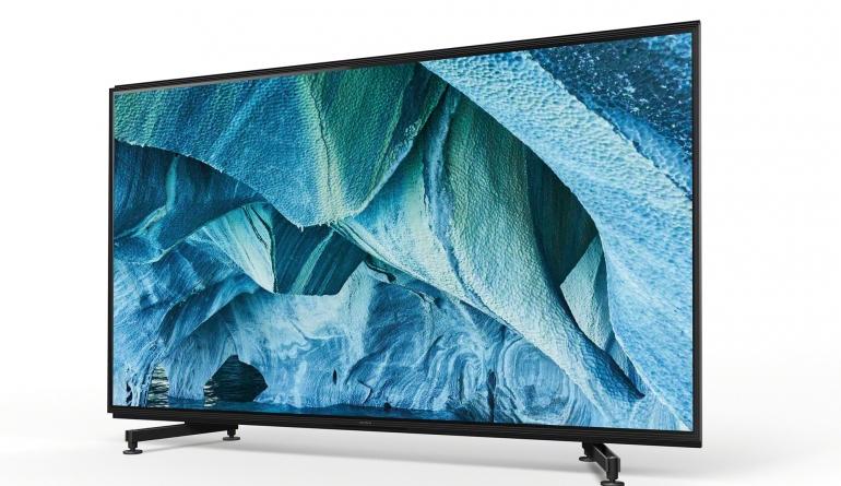 Fernseher Sony KD85ZG9 im Test, Bild 1