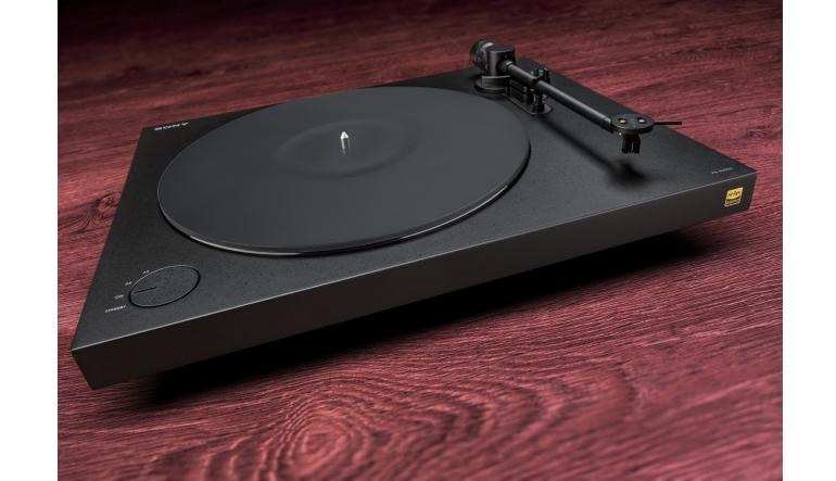 Test Plattenspieler - Sony PS-HX 500